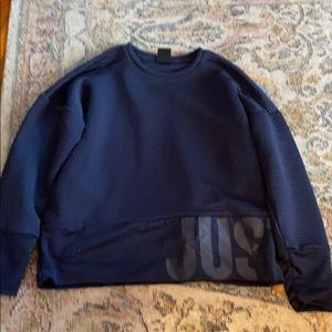 Nike Dri Fit over sized sweater